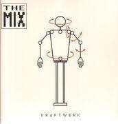Double LP - Kraftwerk - The Mix - Remastered, German Vocal