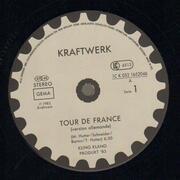 12inch Vinyl Single - Kraftwerk - Tour De France