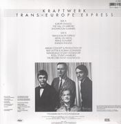 LP - Kraftwerk - Trans Europa Express - Still Sealed