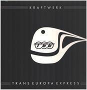 LP - Kraftwerk - Trans Europa Express