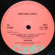 LP - Kraftwerk - Trans-Europe Express - OIS