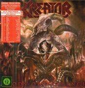 LP - Kreator - Gods Of Violence - Still Sealed