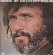 LP - Kris Kristofferson - Songs Of Kristofferson
