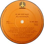 LP - Kris Kristofferson - Me And Bobby McGee