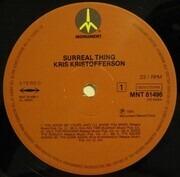LP - Kris Kristofferson - Surreal Thing