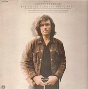 LP - Kris Kristofferson - The Silver Tongued Devil And I
