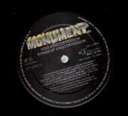 LP - Kris Kristofferson - Songs Of Kristofferson
