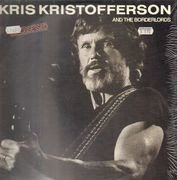LP - Kris Kristofferson And The Borderlords - Repossessed