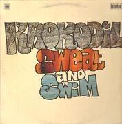 Double LP - Krokodil - Sweat And Swim - original 1st german quadrophonic
