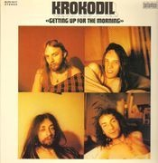 LP - Krokodil - Getting Up For The Morning - original 1st german
