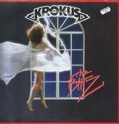 LP - Krokus - The Blitz