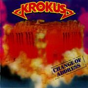 LP - Krokus - Change Of Address