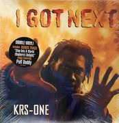 Double LP - KRS-One - I Got Next - bdp