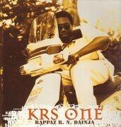 12inch Vinyl Single - KRS-One - Rappaz R. N. Dainja