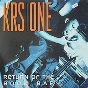 Double LP - KRS-One - Return Of The Boom Bap