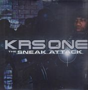 Double LP - Krs one - The Sneak Attack - Still Sealed