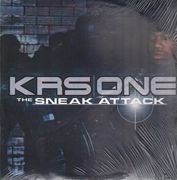 Double LP - Krs one - The Sneak Attack