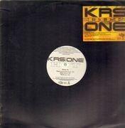 12inch Vinyl Single - KRS One - Hot