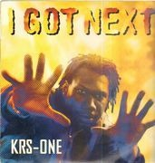 Double LP - KRS-One - I Got Next