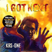 Double LP - KRS-One - I Got Next - Still Sealed