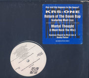 12inch Vinyl Single - KRS-One - Return Of The Boom Bap