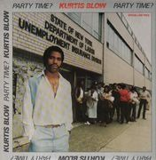 LP - Kurtis Blow - Party Time?