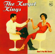 7inch Vinyl Single - Kwyet Kings - Don't Put Me Down