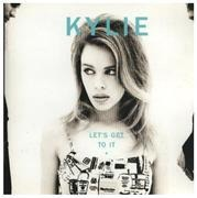 CD - Kylie Minogue - Let's Get To It