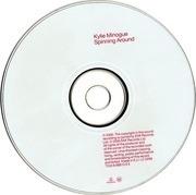CD Single - Kylie Minogue - Spinning Around