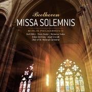Double LP - L. Van Beethoven - Missa Solemnis - BERLIN PHIL:KARL BOHM/MARIA STADER/CHOIR HEDWIG'S