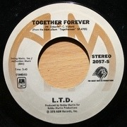 7'' - L.T.D. - Holding On (When Love Is Gone)