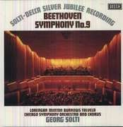 Double LP - L. Van Beethoven - Symphony NO.9 - 180g