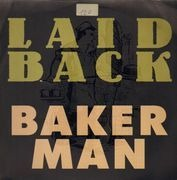 12inch Vinyl Single - Laid Back - Bakerman