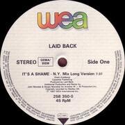 12inch Vinyl Single - Laid Back - It's A Shame
