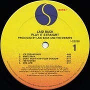 LP - Laid Back - Play It Straight