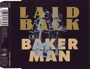 CD Single - Laid Back - Bakerman