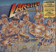 LP - Lakeside - Outrageous - Gatefold