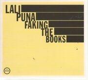 CD - Lali Puna - Faking the books - Digipak