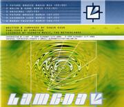 CD Single - Lambda - Hold On Tight 2000