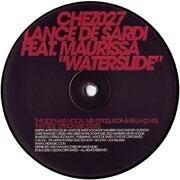 12inch Vinyl Single - Lance DeSardi Feat. Maurissa Tancharoen - Waterslide