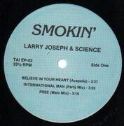 EP - Larry Joseph & Science - Larry Joseph & Science EP