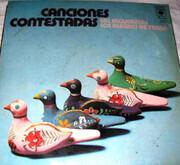 LP - Las Jilguerillas & Los Alegres De Terán - Canciones Contestadas