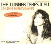 CD Single - Laura Branigan - The Winner Takes It All - Special Fan Edition