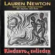 CD - Lauren Newton - Kindertotenlieder