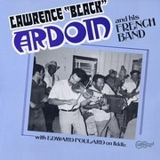 LP - Lawrence 'Black' Ardoin And His French Band With Edward Poulard - Lawrence 'Black' Ardoin And His French Band