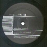 12inch Vinyl Single - Lazy Fat People - Pixelgirl EP