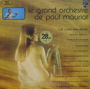 LP - Le Grand Orchestre De Paul Mauriat - Le Lac Majeur