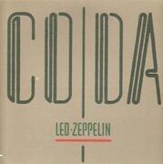 LP - Led Zeppelin - Coda - EMBOSSED CODA
