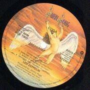 LP - Led Zeppelin - Coda - UK EMBOSSED