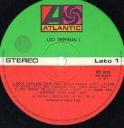 LP - Led Zeppelin - Led Zeppelin - Italy